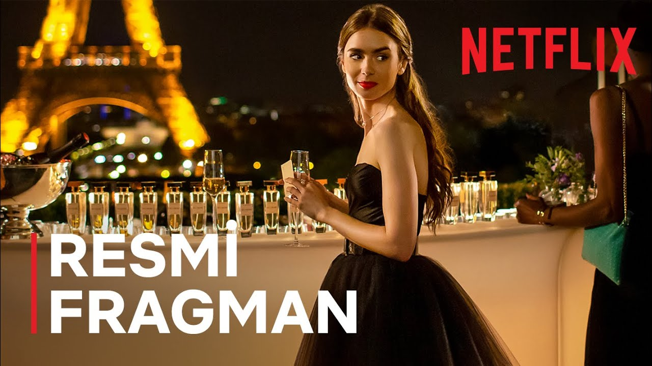 Emily in Paris | Resmi Fragman | Netflix