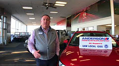 Chrysler Employee discount at Anderson in Rockford, IL