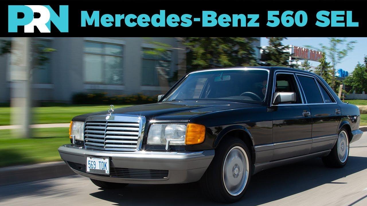 old school money 1988 mercedes benz 560 sel testdrive. Black Bedroom Furniture Sets. Home Design Ideas