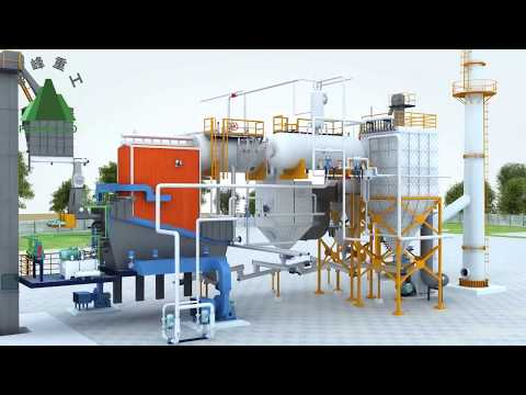 waste to energy, waste incineration power plant in china