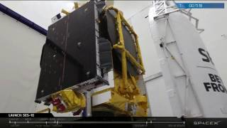 SES-10 Hosted Webcast