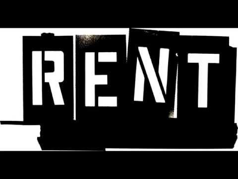 La Vie Boheme Rent Full Instrumental / Backing Track / Karaoke