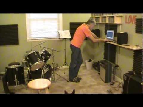 Rehearsal Room Sound Treatment