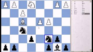 Blitz Chess #240 with Live Comments English Defence e6 b6