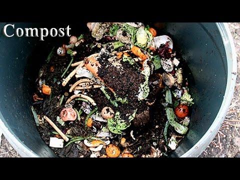 Compostaje domestico doovi - Como hacer compost en casa ...