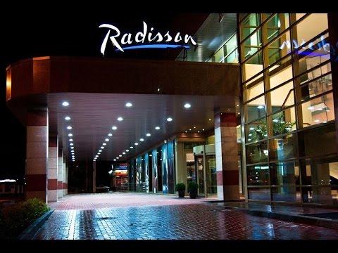 Обзор Radisson Blu Отель * Kaliningrad * Калининград