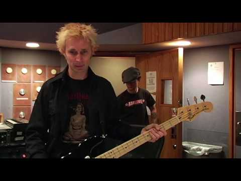 Billie Joe Cries When Green Day Finishes Recording Whatsername - Heart Like A Hand Granade