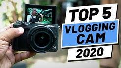 Top 5 BEST Vlogging Camera (2020)