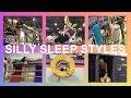 Sleep Challenge   Silly Sleep Styles   Gymscool