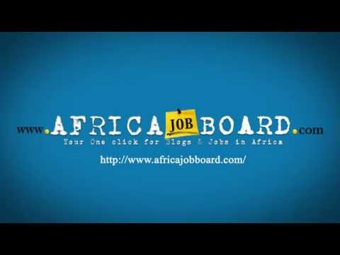 How to get  jobs in Africa