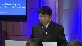 Mahabir Pun - 2014 Internet Hall of Fame Acceptance Speech