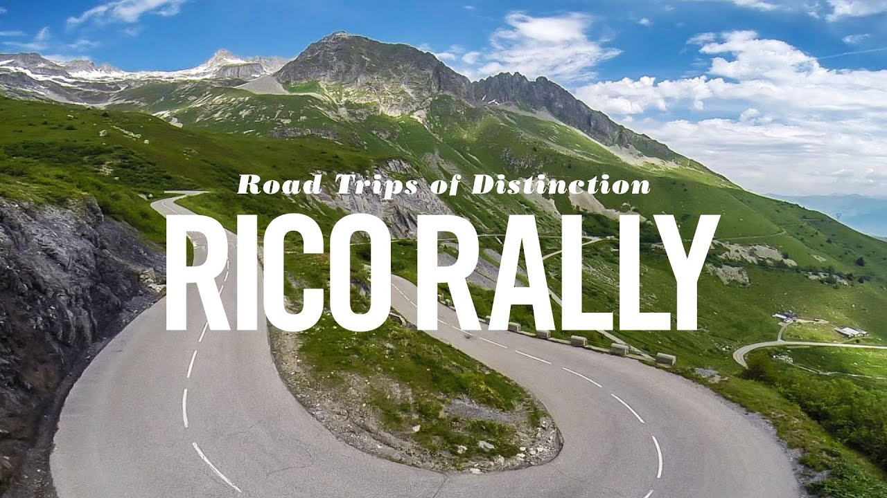 Download Petrolhead's Playground - Rico Rally 2015 - European Driving Adventure
