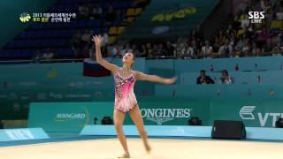 13.08.28_세계선수권 대회.종목별 결선.9. 손연…