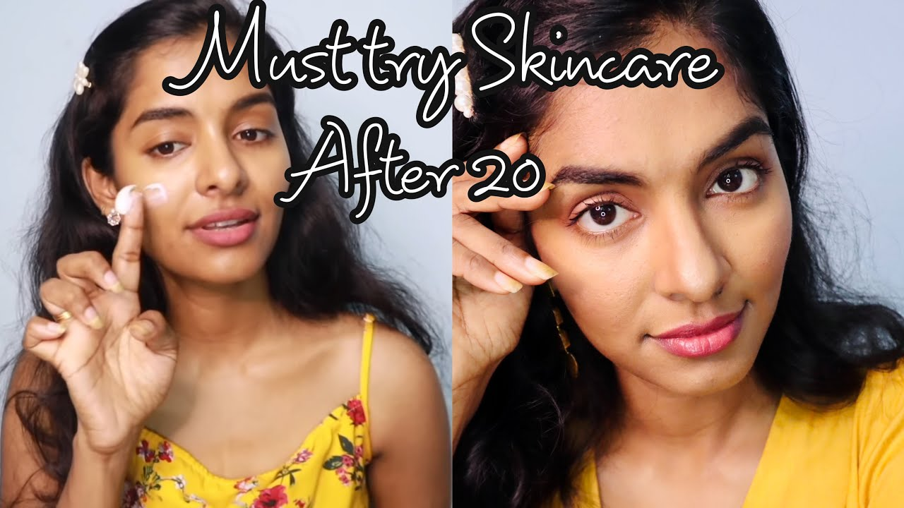 Just 2 products skincare routine|Instant results|Skincare for dewy and glowing skin|Asvi Malayalam