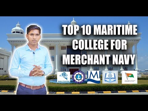 Top 10 Maritime Training College in India - DNS