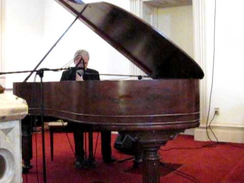 Chuck Leavell from the Rolling Stones plays new song called SAVANNAH