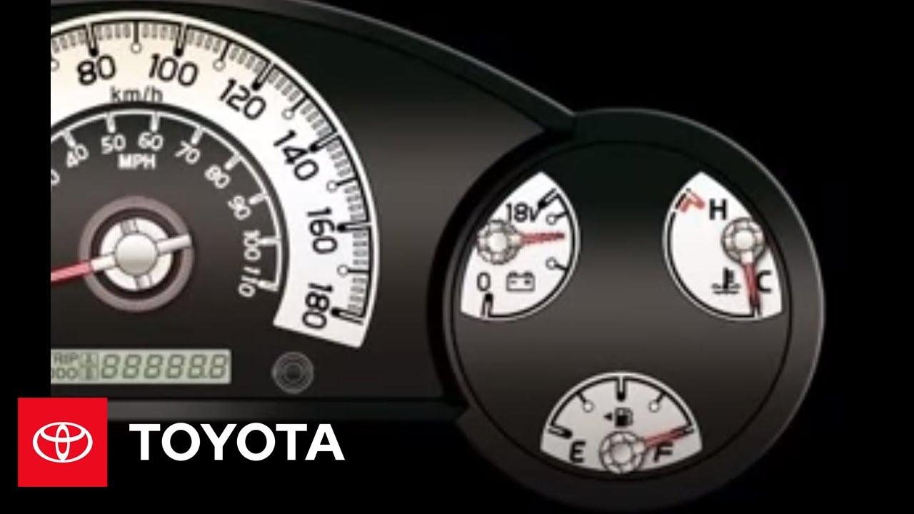 2007 2009 Fj Cruiser How To Voltmeter Toyota