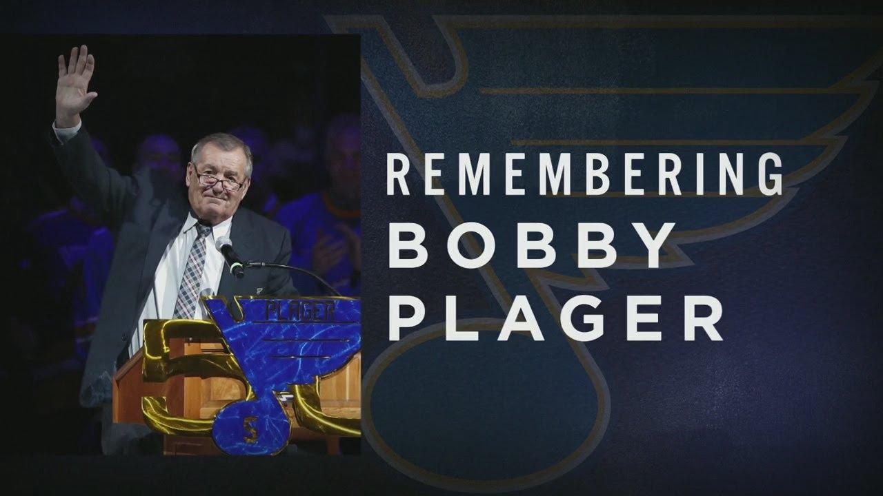 St. Louis Blues hockey legend Bobby Plager dies in car crash