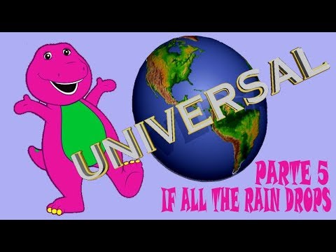 SHOW DO BARNEY: IF ALL THE RAINDROPS