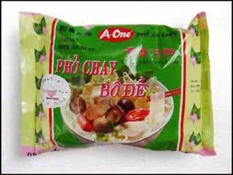 No.3871 A-One (Vietnam) Pho Vegetarian Flavour
