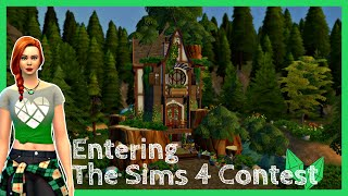 Tiny Build Contest // The Sims 4 // Speed Build