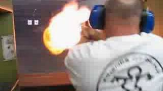 Desert Eagle .50AE rapid fire