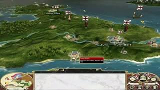 Empire: Total War PC Games Trailer - Campaign Trailer