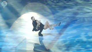 """Призёры трёх Олимпиад вышли на лёд. В Новосибирске представили шоу Ильи Авербуха """"Вместе и навсегда"""""""