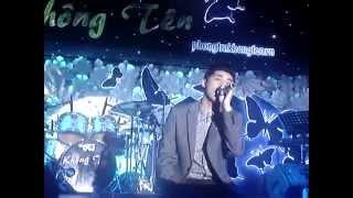 [Live] Một tháng hương tình - Dấu yêu một thời - Muộn màng - Noo Phước Thịnh
