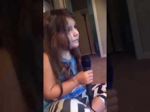 Presley's Meghan Trainer karaoke