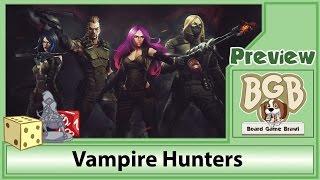 PREVIEW: Vampire Hunters