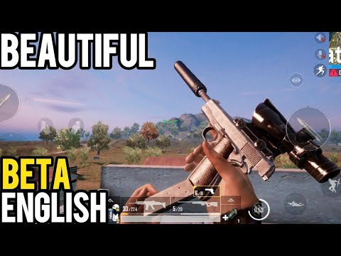 PISTOL BUG and The NEW 4x! PUBG Mobile BETA 0.6.0 | Lightspeed