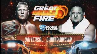 harry daniel go raw aj styles wins us title at msg great balls of fire huge wwe 2k18 news