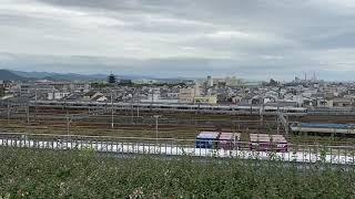 京都鉄道博物館 屋上2