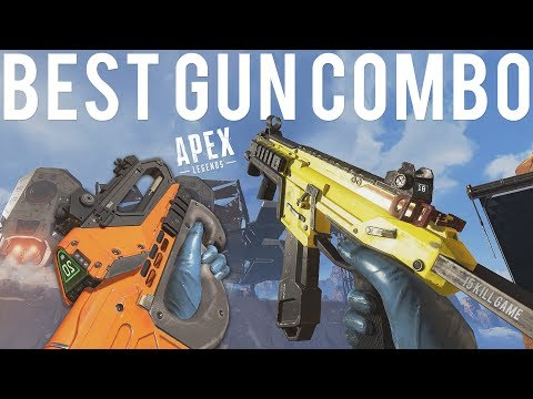 Apex Legends Best Gun Combo