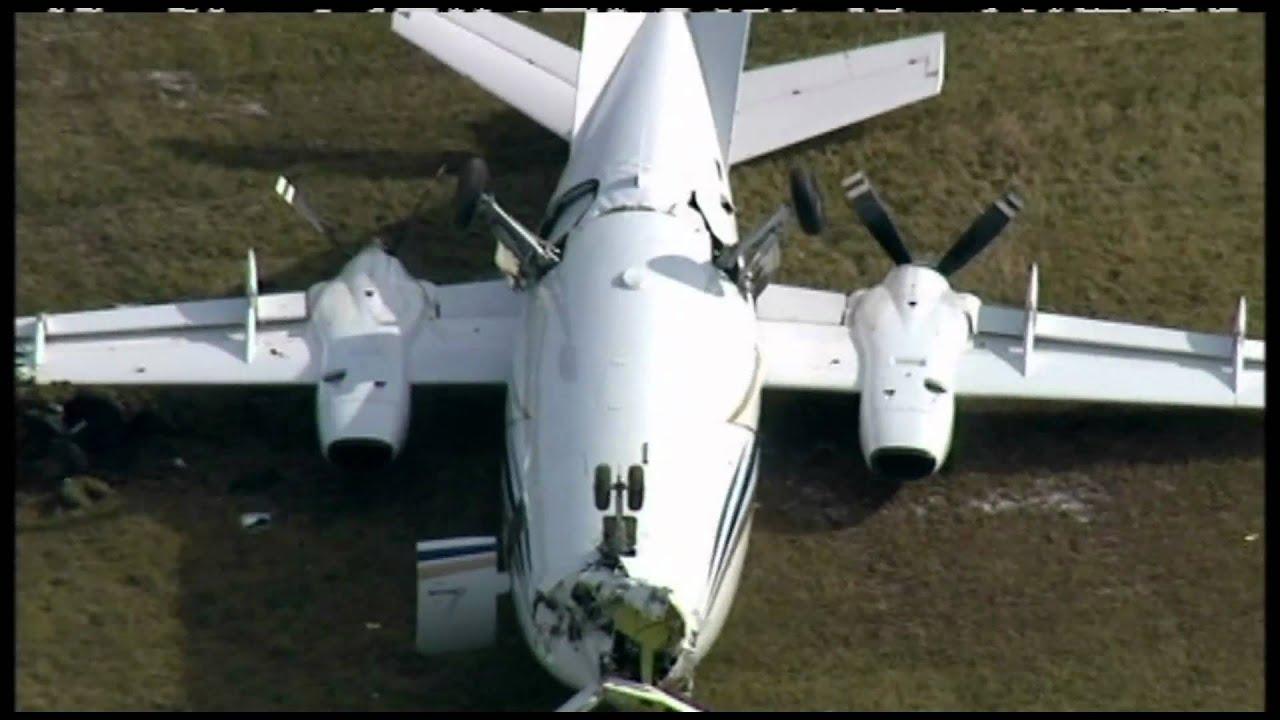 plane crash flint.mov - youtube