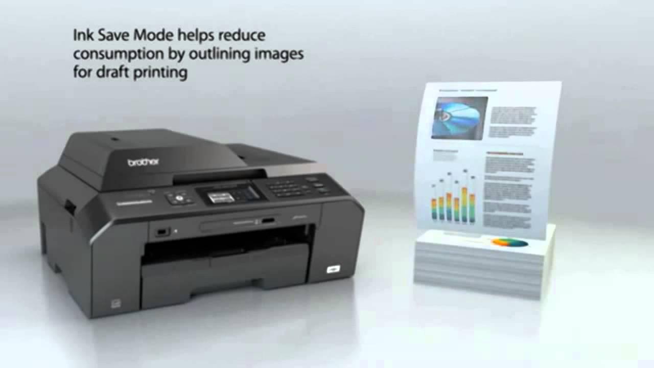brother mfc j5910dw a3 multifunction printer colour inkjet. Black Bedroom Furniture Sets. Home Design Ideas