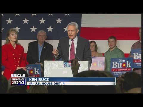 Ken Buck acceptance speech