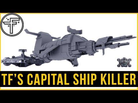 The Trade Federation's Forgotten Capital Ship Killer | Star Wars Capital Ships