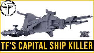The Trade Federation's Forgotten Capital Ship Killer | Star Wars Capital Ships
