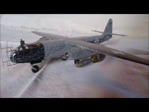 Revell 1/48 Arado Ar 234 B2N Nachitgall