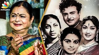 Gemini Ganesan Regrets his Marriage with Savitri ? : Kamala Selvaraj Interview | Nadigaiyar Thilagam