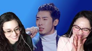 Gao Tianhe & Li QiI Dreamed a Dream Super-Vocal Reaction