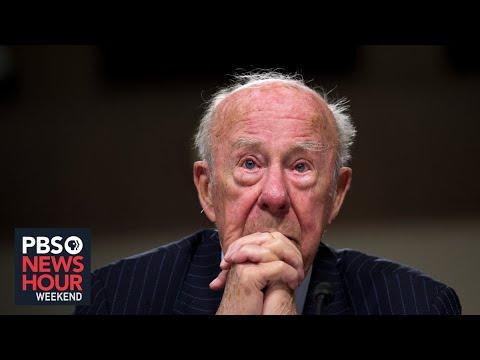George Shultz, American statesman, dies at 100