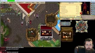 Ultima Online Lets Play PT 1