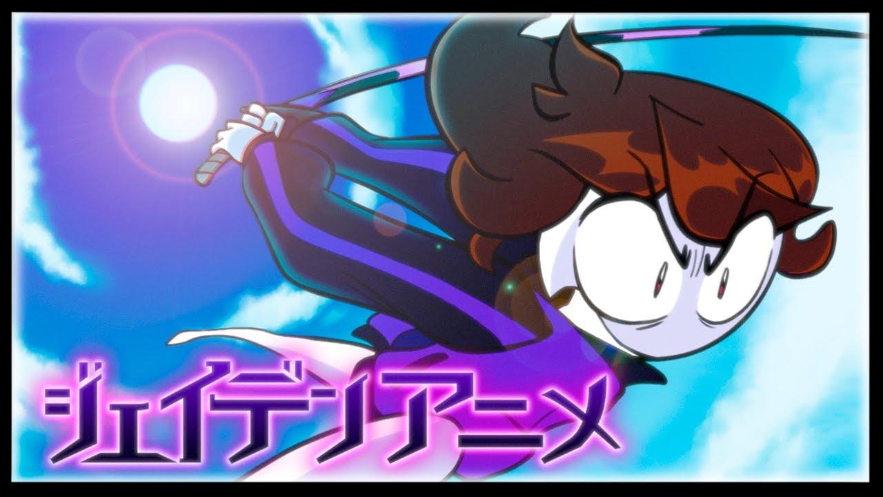 JaidenAnimations the Anime