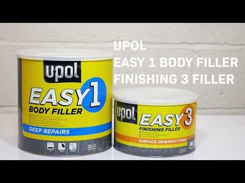 U-pol Easy Body Filler