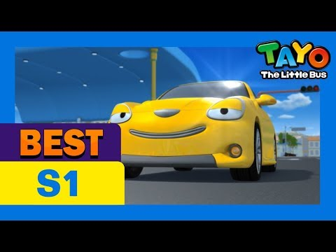 Speeding is dangerous! (30 mins) l Episode 22 l Tayo the Little Bus