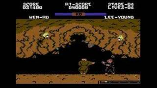 C64 Longplay - Yie Ar Kung Fu 2