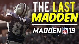 Why Madden 19 is the LAST Madden You Should Buy